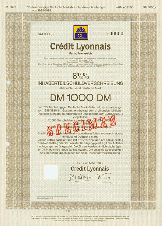 Credit Lyonnais