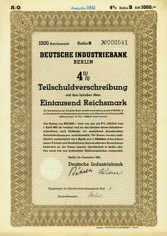Deutsche Industriebank