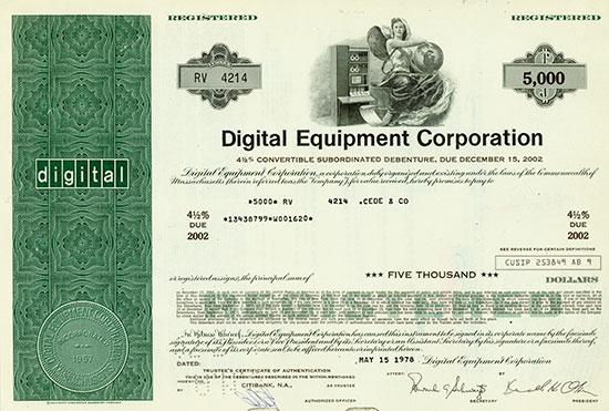Digital Equipment Corporation