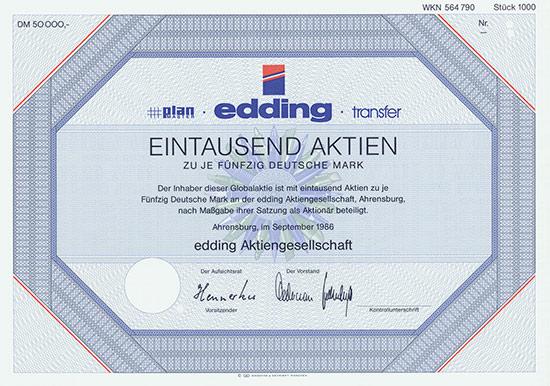 edding AG