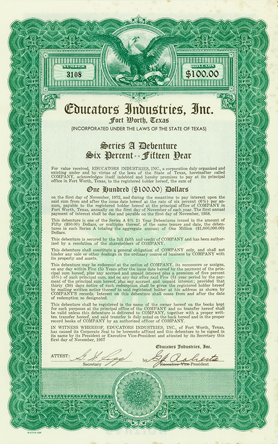 Educators Industries, Inc.