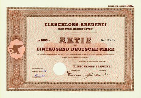 Elbschloss-Brauerei