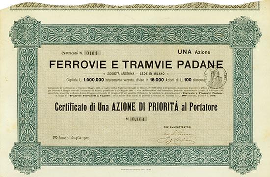 Ferrovie e Tramvie Padane