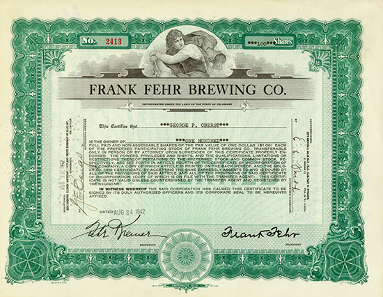 Frank Fehr Brewing Co.