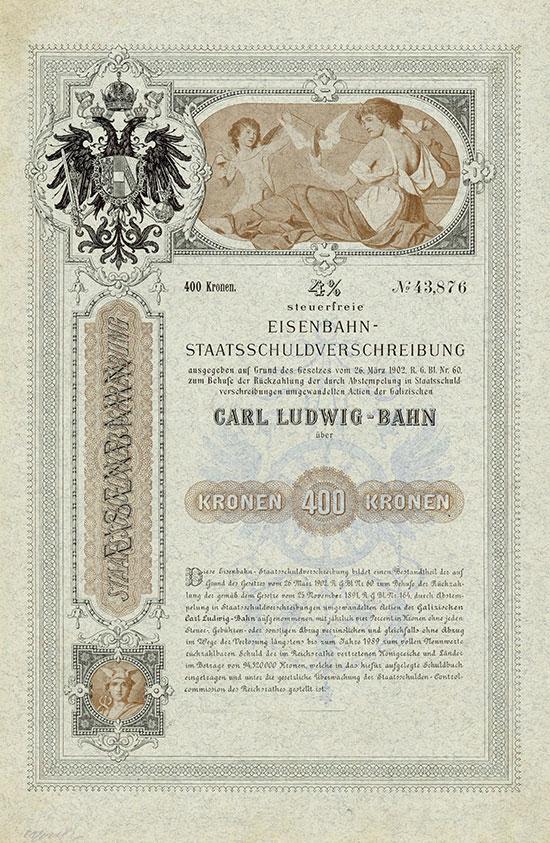 Galizische Carl Ludwig-Bahn