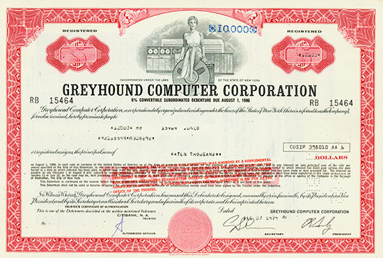Greyhound Computer Corporation