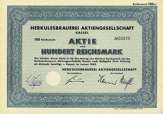 Herkulesbrauerei AG