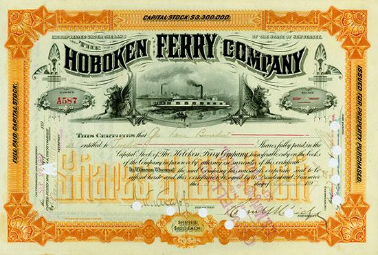 Hoboken Ferry Company