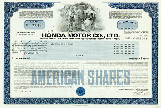 Honda Motor Co., Ltd.