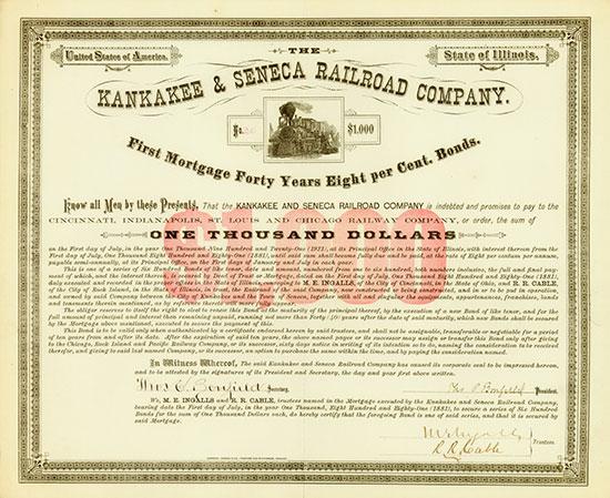 Kankakee & Seneca Railroad Company