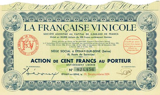 La Française Vinicole
