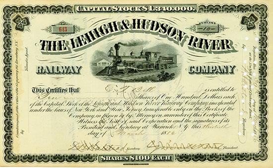 Lehigh & Hudson River Railway Company