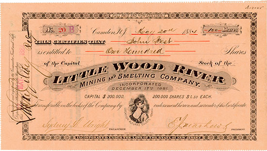 Little Wood River Mining and Smelting Company