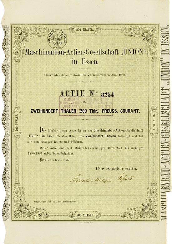 Maschinenbau-Actien-Gesellschaft