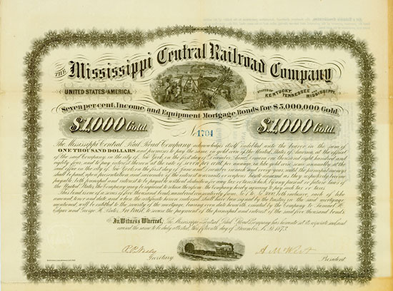 Mississippi Central Railroad Company