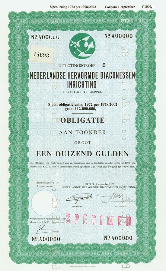 Nederlandse Hervormde Diaconessen Inrichting