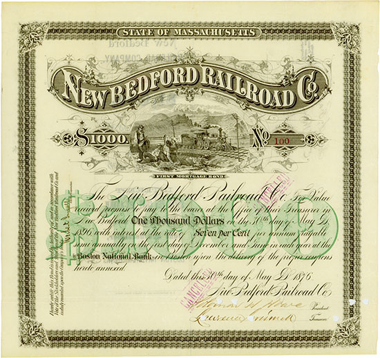 New Bedford Railroad Co.