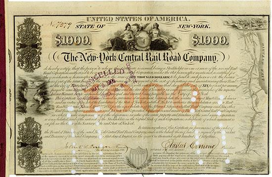 New-York Central Rail Road Company
