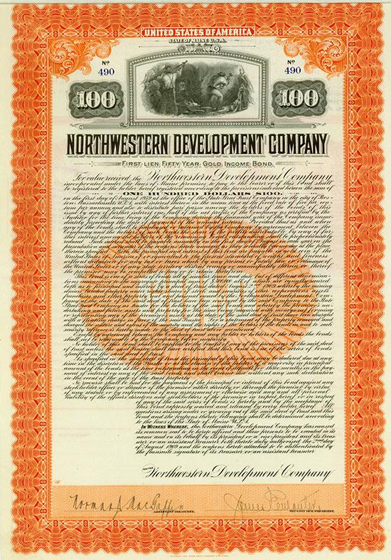 Northwestern Development Company