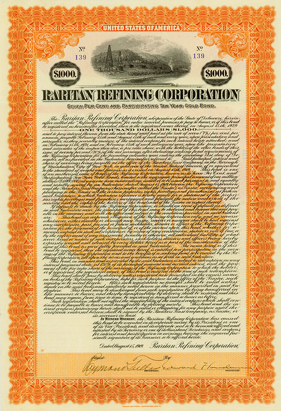 Raritan Refining Corporation