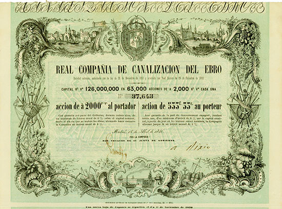Real Compania de Canalizacion del Ebro