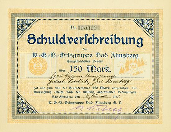 Riesen-Gebirgs-Verein Ortsgruppe Bad Flinsberg e. V.
