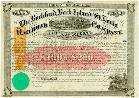 Rockford, Rock Island & St. Louis Railroad Company