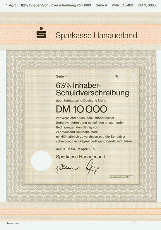 Sparkasse Hanauerland