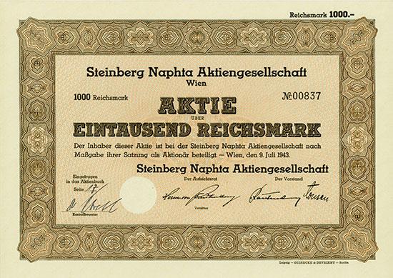 Steinberg Naphta AG