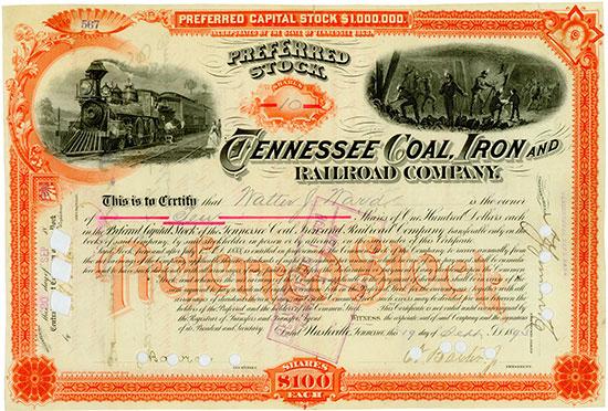 Tennessee Coal, Iron and Railroad Company