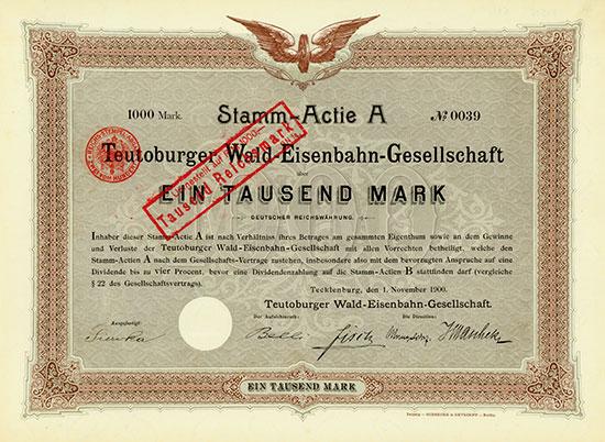 Teutoburger Wald-Eisenbahn-Gesellschaft