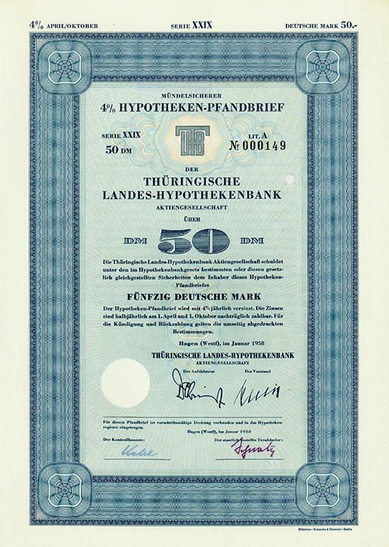 Thüringische Landes-Hypothekenbank AG