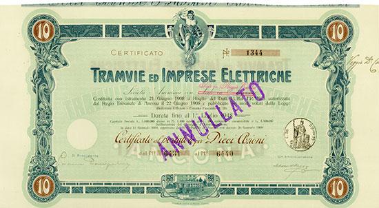 Tramvie ed Imprese Elettriche S.A.