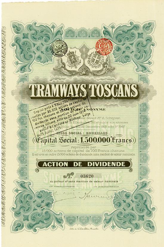 Tramways Toscans Société Anonyme