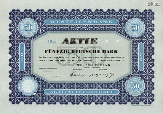 Westfalenbank AG