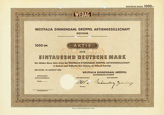 Westfalia Dinnendahl Gröppel AG